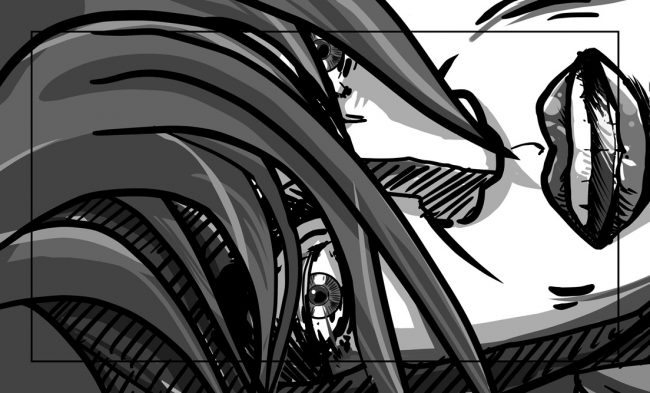Hunger Pains storyboard portfolio-54B2