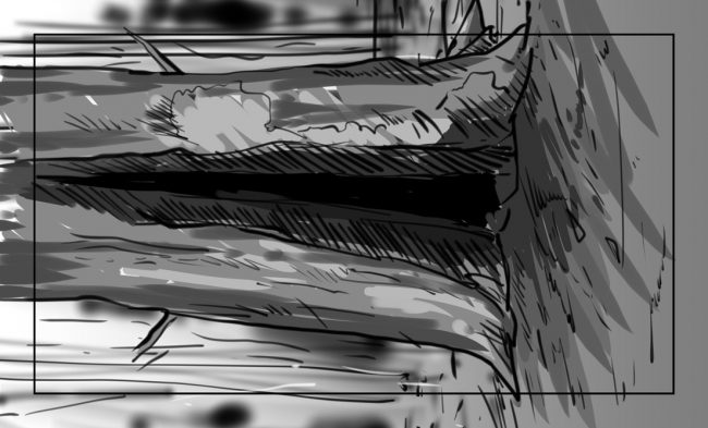 Hunger Pains storyboard portfolio-57A
