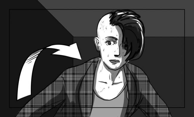 Hunger Pains storyboard portfolio-59C