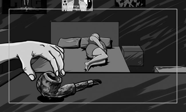 Hunger Pains storyboard portfolio-6
