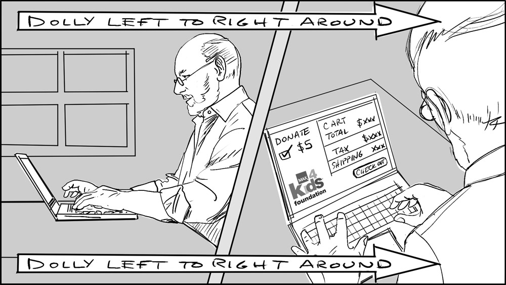 MAX Credit Union smart money made simple storyboards-2
