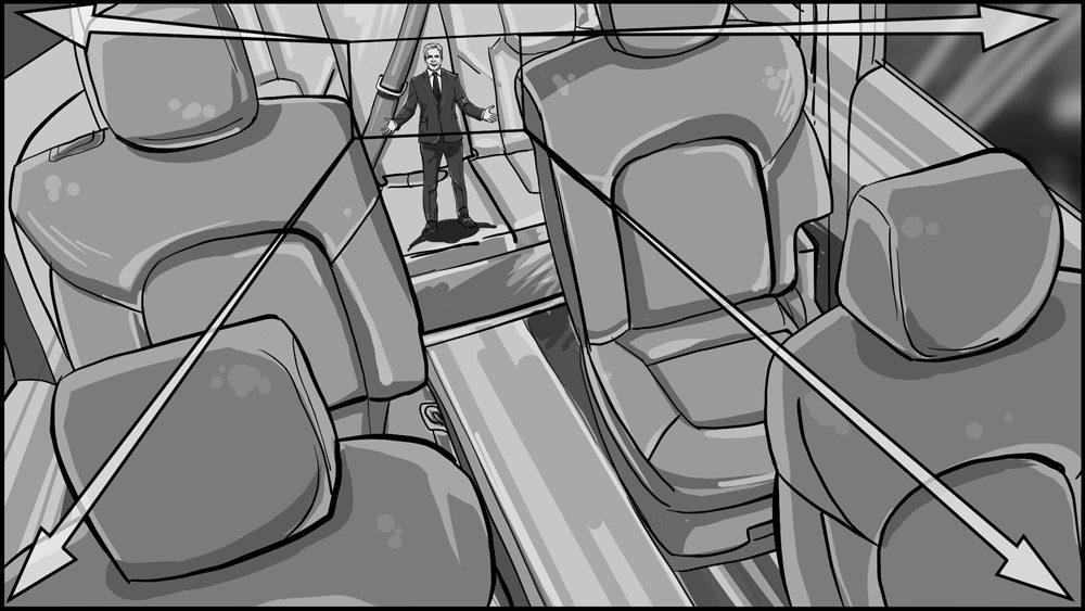 Subaru car commercial storyboard portfolio-5