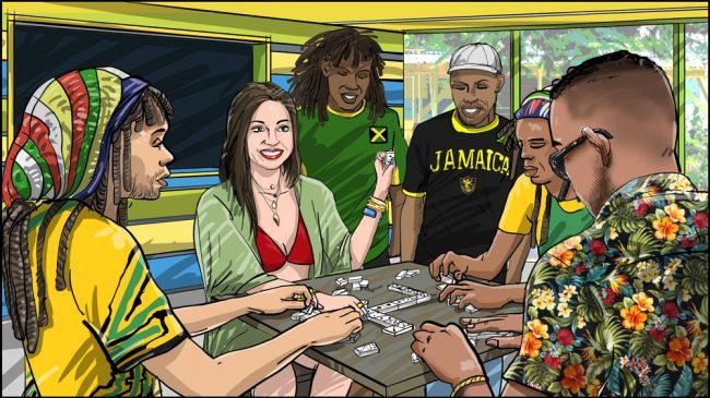 Don Omar music video storyboard portfolio-6