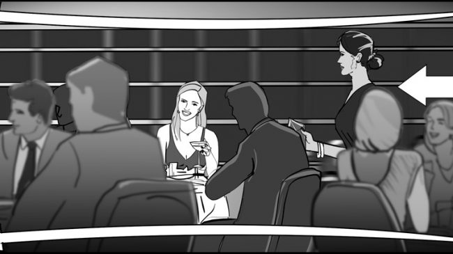 The Reunion storyboard portfolio-15