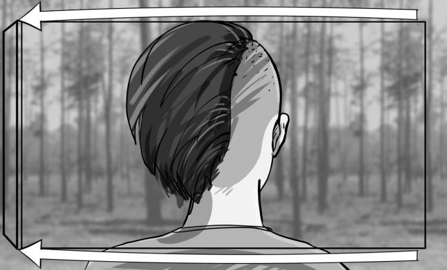 Hunger Pains storyboard portfolio-46A