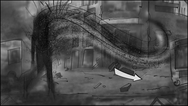 Music album promo video storyboards-7