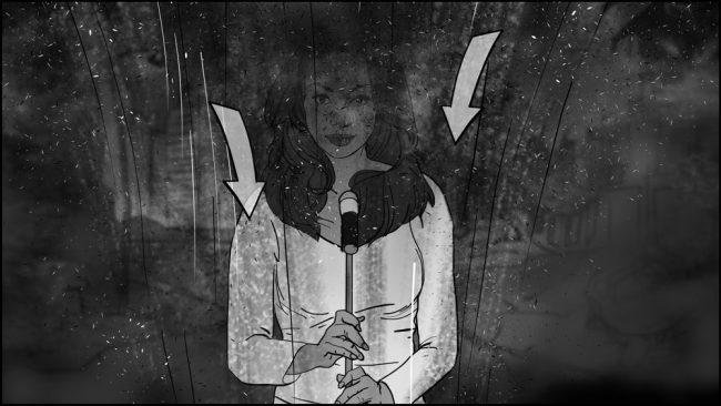 Music album promo video storyboards-9B