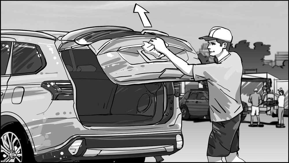 MItsubishi Outlander Surprising Detail storyboard-3