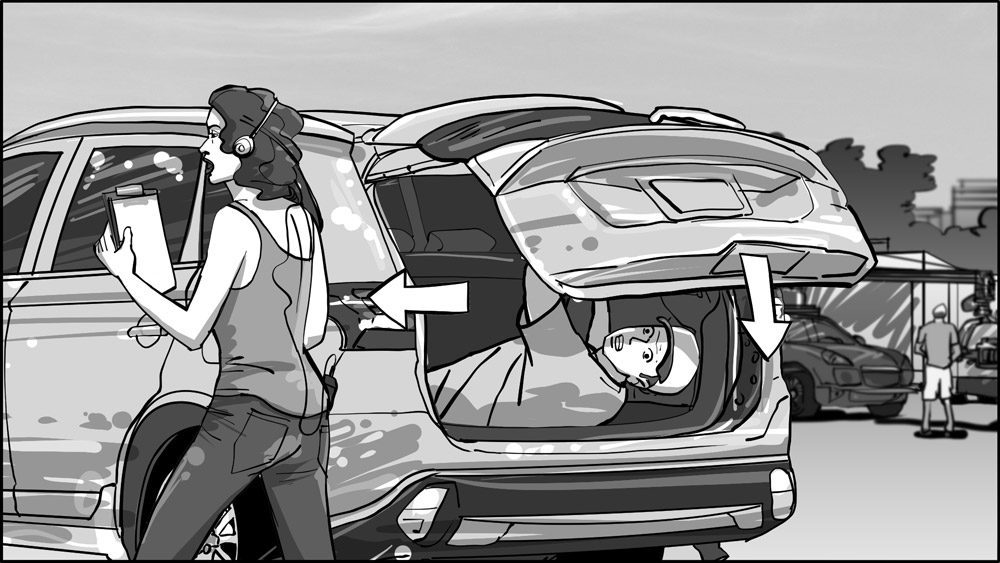 MItsubishi Outlander Surprising Detail storyboard-6B