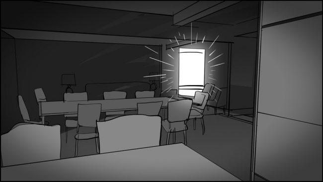 Blasphemy storyboard portfolio-12