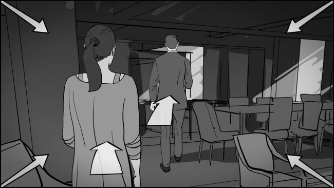Blasphemy storyboard portfolio-43B