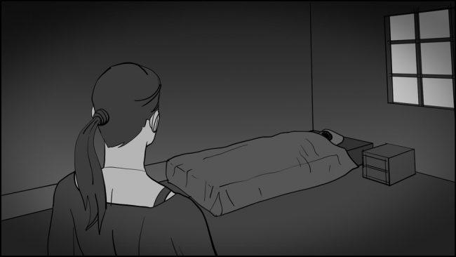 Blasphemy storyboard portfolio-84