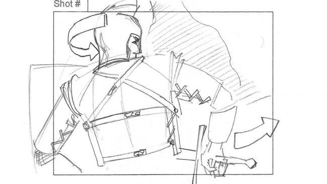 Pilgrim's Progress storyboard-4B