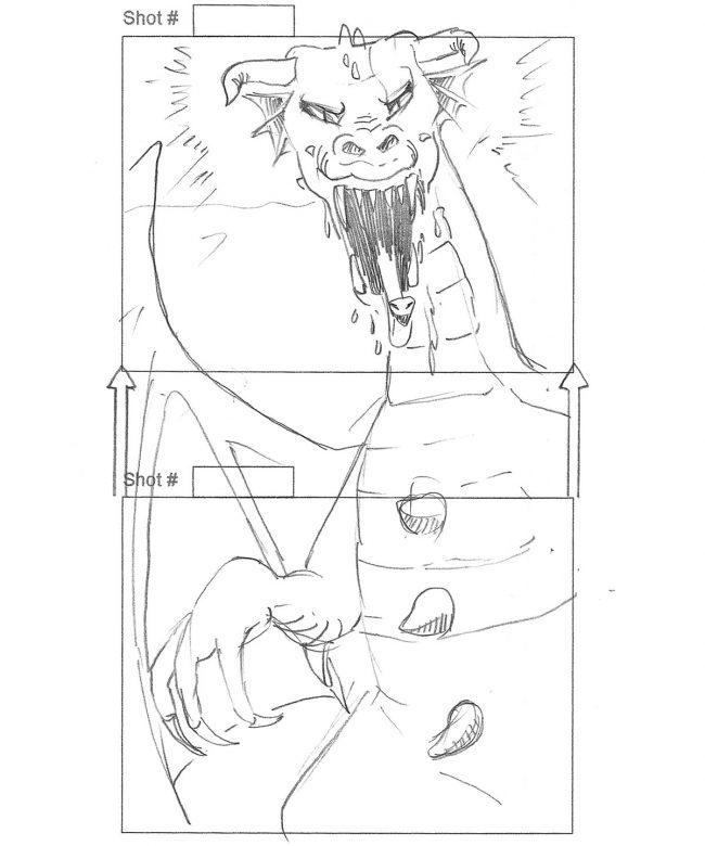 Pilgrim's Progress storyboard-8A-B