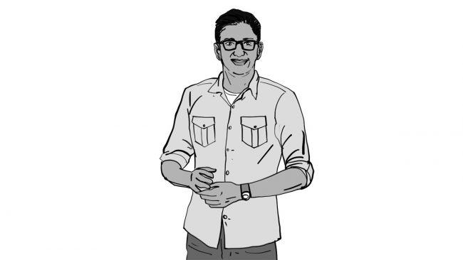 Animatic character Vivek-1