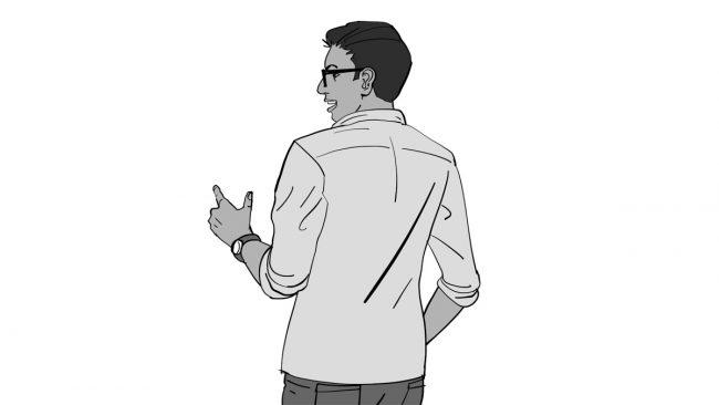 Animatic character Vivek-10
