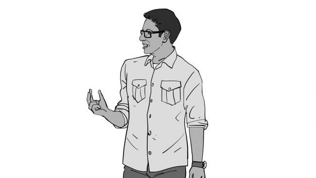 Animatic character Vivek-8
