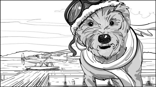 Seattle with Charlie and HC storyboards-3
