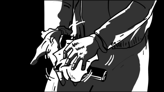 T-Scene Sample Storyboards For Film-10-6