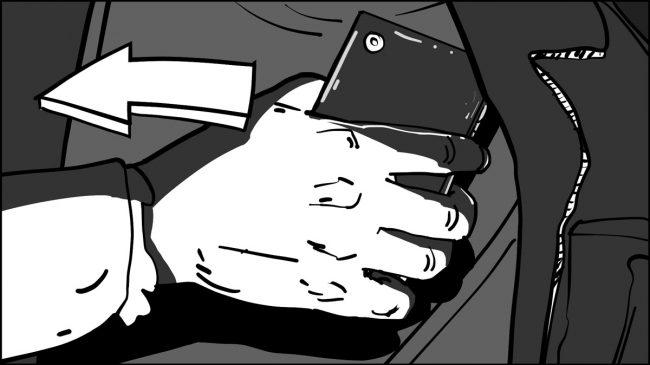T-Scene Sample Storyboards For Film-13-1