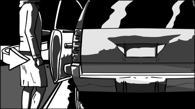 T-Scene Sample Storyboards For Film-14-1