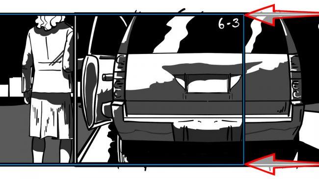 T-Scene Sample Storyboards For Film-6-1-6-3