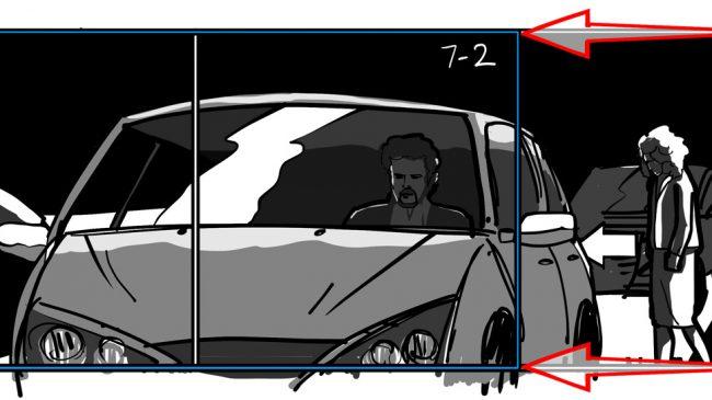 T-Scene Sample Storyboards For Film-7-1-7-2