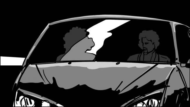 T-Scene Sample Storyboards For Film-7-3