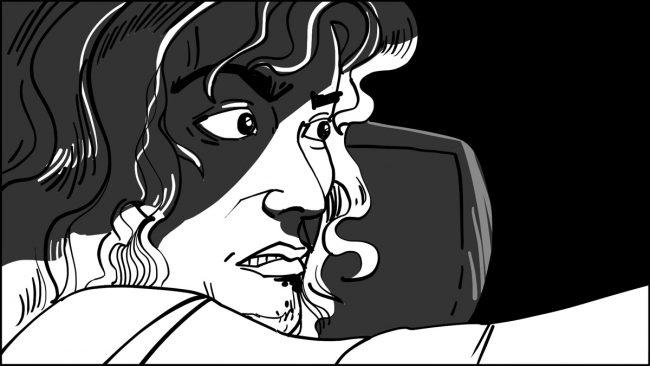 Gordo's Murder Sequence Storyboards-9-1