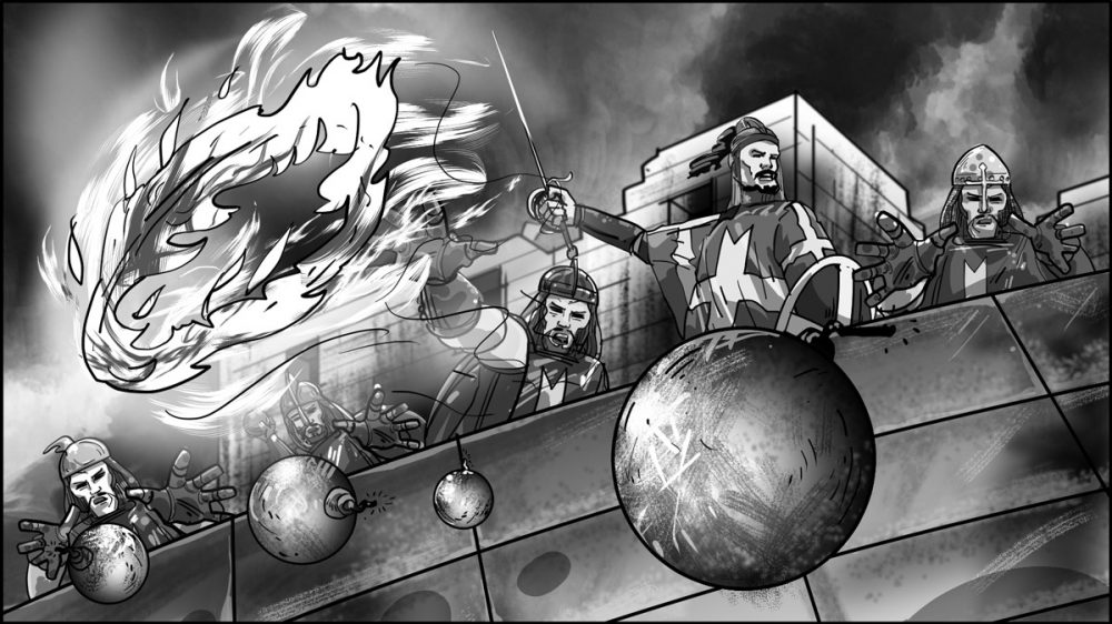 Opening Sequence For Strategic Game Storyboards-10
