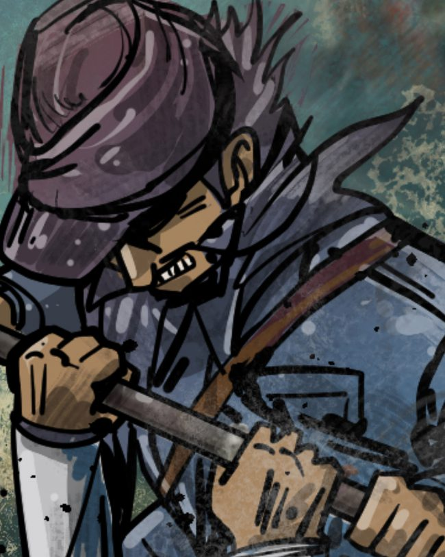 Lefty fought in Civil War sequence-5-detail1