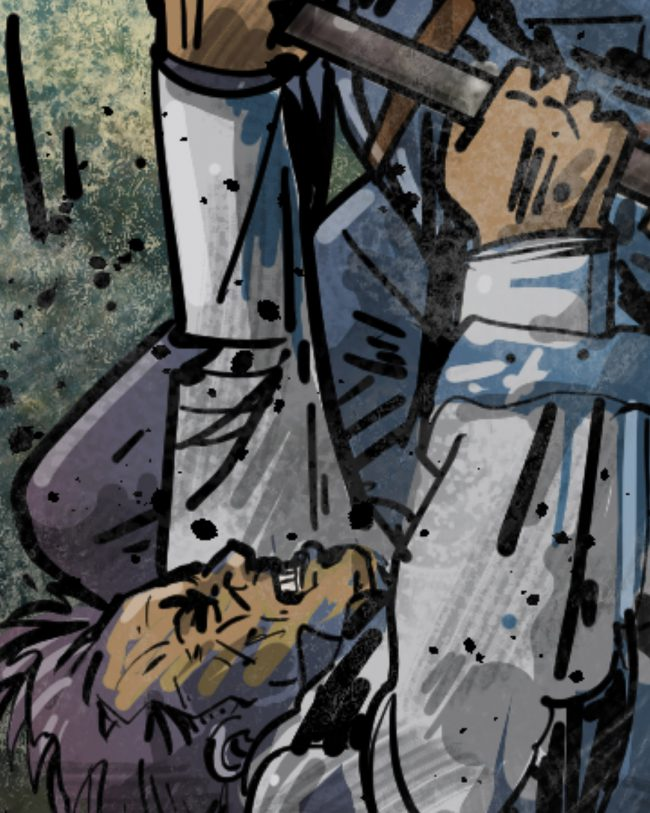 Lefty fought in Civil War sequence-5-detail2