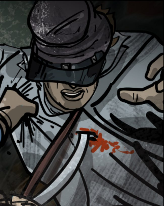 Lefty fought in Civil War sequence-5-detail3