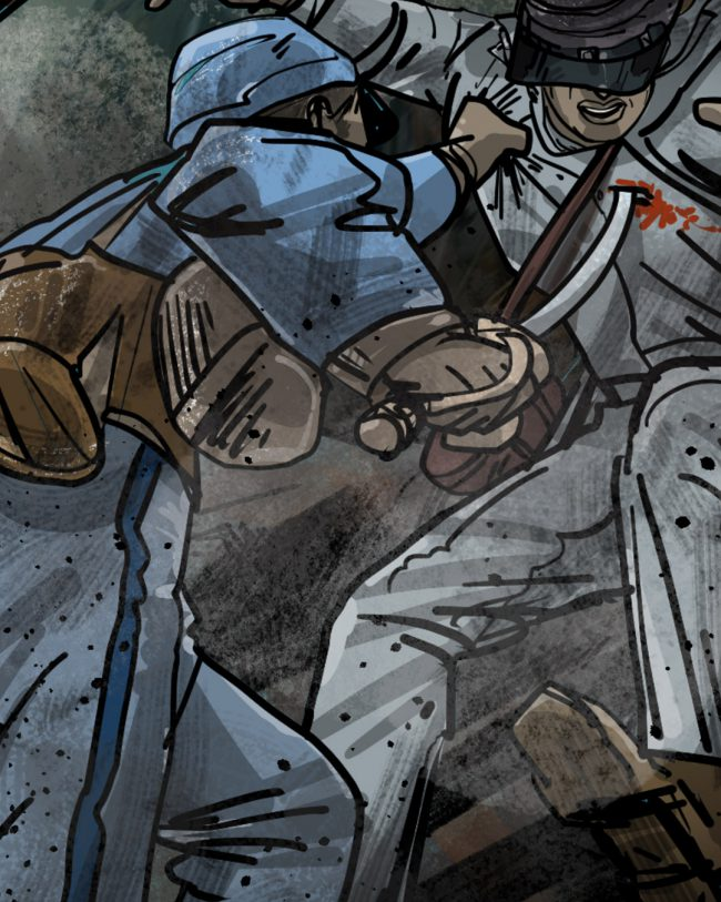 Lefty fought in Civil War sequence-5-detail5