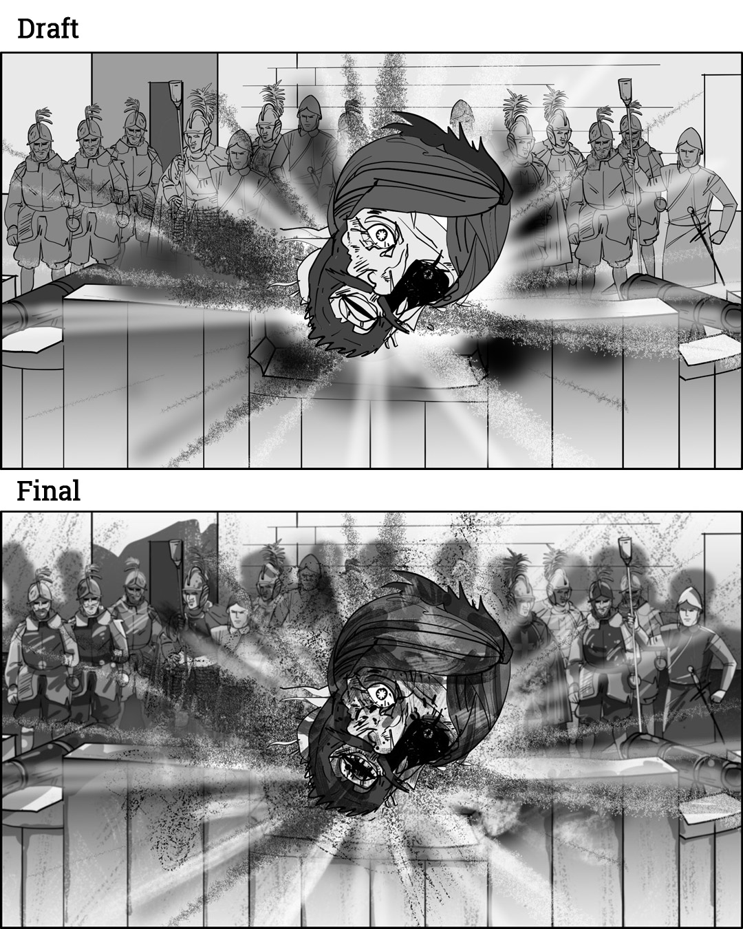 Opening Sequence For Strategic Game Storyboards-7