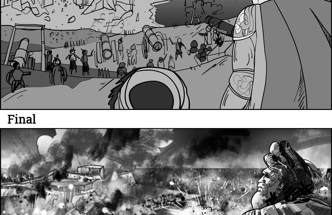 Opening Sequence For Strategic Game Storyboards-8