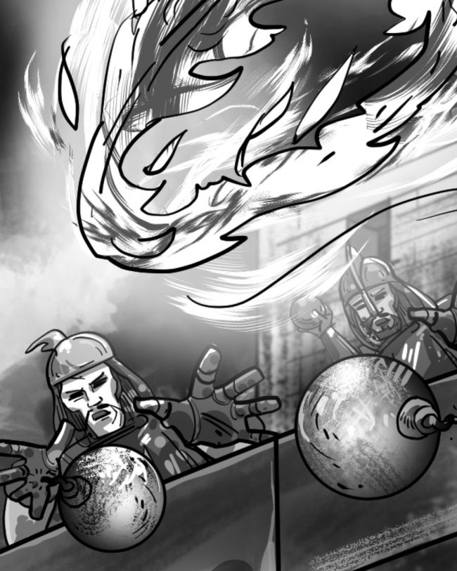 Detail Opening Sequence For Strategic Game Storyboards-10-1