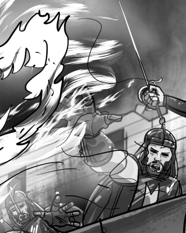 Detail Opening Sequence For Strategic Game Storyboards-10-2