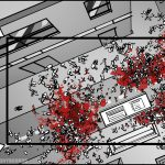 Storyboarding A Street Battle Scene - Episode 02 - Frame 23B